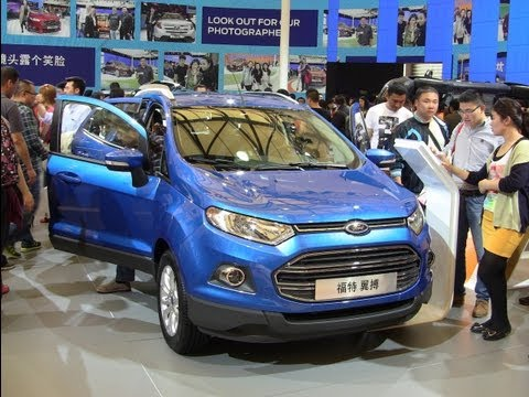 Top 5 Cool Cars We Don't Get from the 2013 Shanghai Auto Show