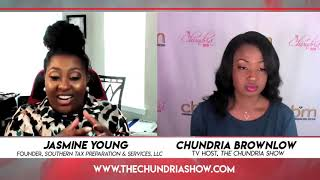 Jasmine Young Talks Tax and Financial Tips For Small Business Owners