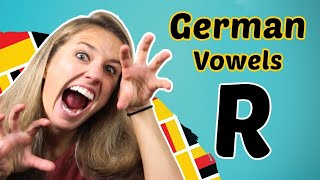 GERMAN PRONUNCIATION 9: H๐w to PRONOUNCE the GERMAN R? 😳😳😳