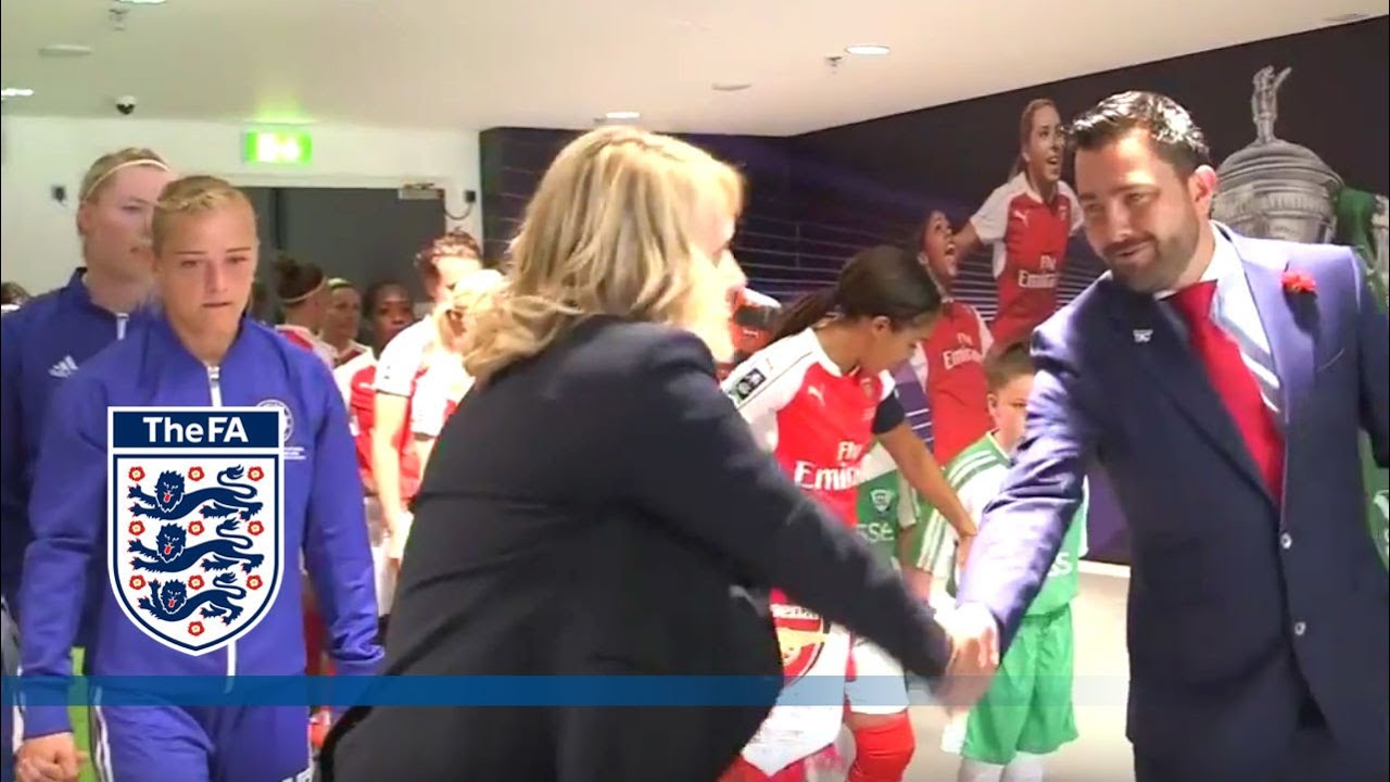 tunnel cam arsenal ladies v chelsea ladies 2016 sse fa cup final inside access youtube. Black Bedroom Furniture Sets. Home Design Ideas