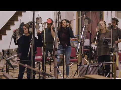 GIRL FROM THE NORTH COUNTRY | Abbey Road Recording Session