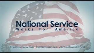 National Service Works for America
