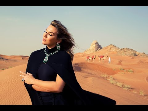 Lost Diamonds in Dubai Desert - Orlov High Jewelry