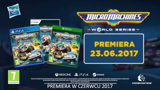 Micro Machines: World Series (PS4) + BONUSY!