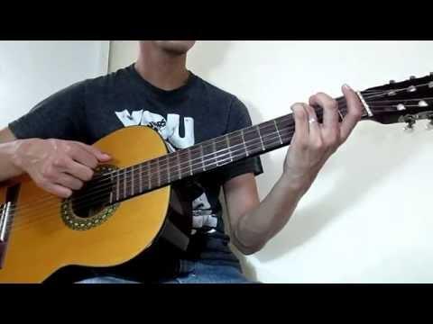 Great is thy faithfulness - Guitar Tutorial. (Christian Music chords)