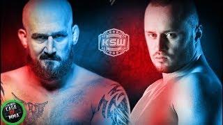 KSW 47 - Tomasz Narkun vs Philip De Fries
