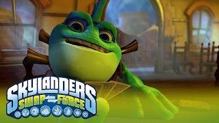 Skylanders Short Cuts: Card Game l SWAP Force l Skylanders