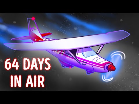 What Happened on the Longest 64-Day Non-Stop Flight
