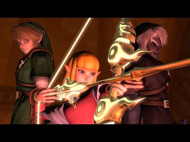 The Ties of Light - The Legend of Zelda Animation [SFM]