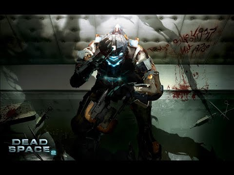 I am also going where again? Wait... Garbage? Dead Space 2 Chapter 8