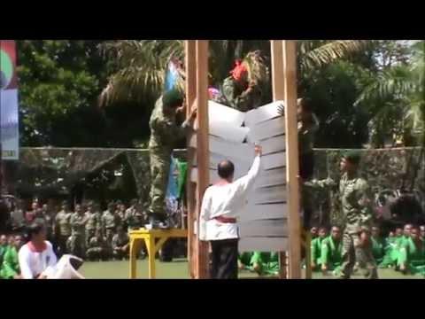 Pencak Silat Merpati Putih Indonesian Military - by ARHANUDRI 2 KOSTRAD