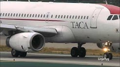 TACA Airlines Airbus A320-233 EI-TAG at KLAX