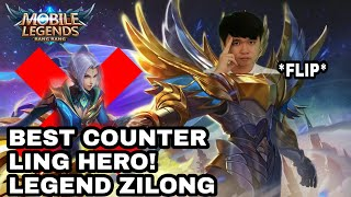 ZILONG COUNTER LING | HOW TO COUNTER LING?