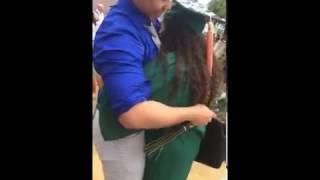 2015 USF Graduation Surprise - Army Fiancé (Don