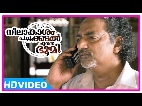 Neelakasham Pachakadal Chuvanna Bhoomi Movie | Scenes | Joy Mathew arranges for Dulquer's marriage