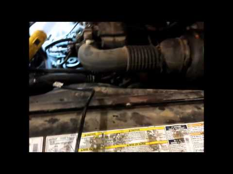 2001 ford f150 engine diagram trailer brake wiring with battery 4.2 v6 pvc valve location and replacment tips. - youtube
