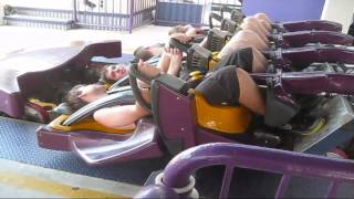 batwing off ride   six flags america