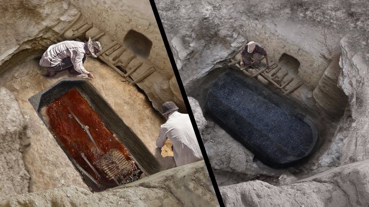 9 Most Mysterious Recent Discoveries From Egypt