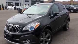 2014 Buick Encore Leather Review | 140721