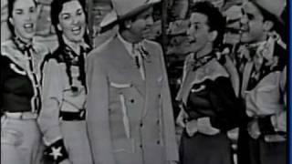 Gene Autry & Arthur Godfey Show Cast: Back in the Saddle Again + Western Medley - 1954