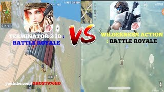 TERMINATOR 2 BATTLE ROYALE VS WILDERNESS ACTION BATTLE ROYALE