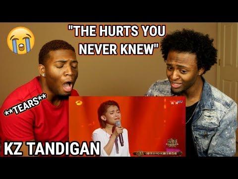 KZ Tandingan performed medley of Chinese songs in Mandarin (REACTION)