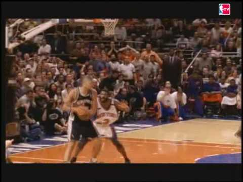 SPURSWATCH - A look back at the Spurs' first NBA Championship on June 25, 1999