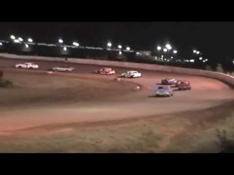 Nevada Speedway - 6-22-2013 - Pure Stock Feature Race