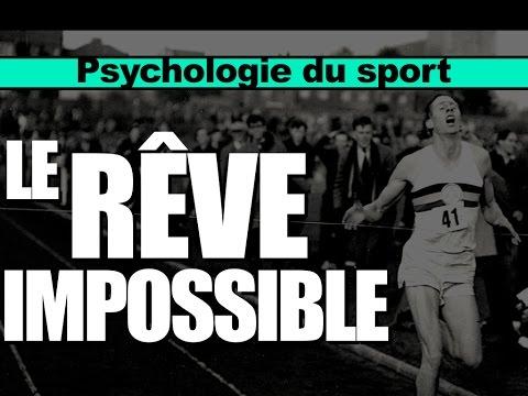 Psychologie du sport - Le rêve impossible - La force mentale de Roger Bannister
