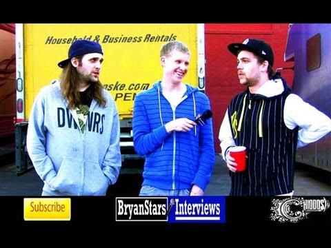 Chiodos Interview Tanner Wayne & Bradley Bell 2011