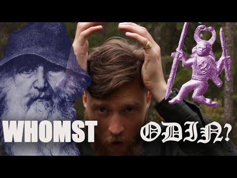 Who is Woden / Odin / Wotanaz?