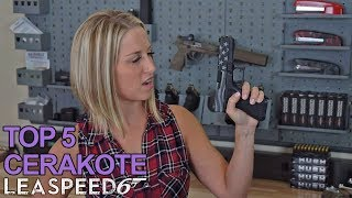 Download lagu Lea's Top 5 Cerakoted Pistols by WPT2