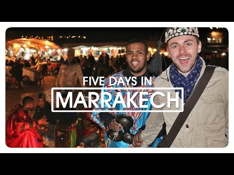 MARRAKECH & The Atlas Mountains (Morocco) ● Marco & Alan Travel Experience