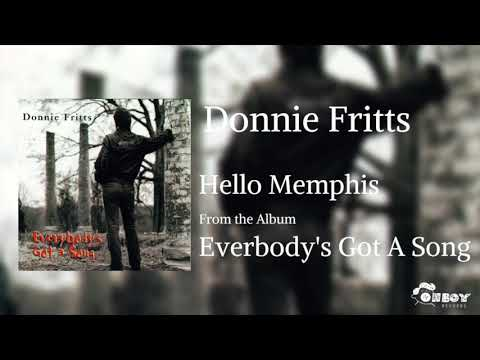Donnie Fritts - Hello Memphis