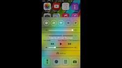 How-To Fix Screen Rotation Portrait Orientation Lock & Unlock  iPhone 5/6s/6plus iOS Stuck Display