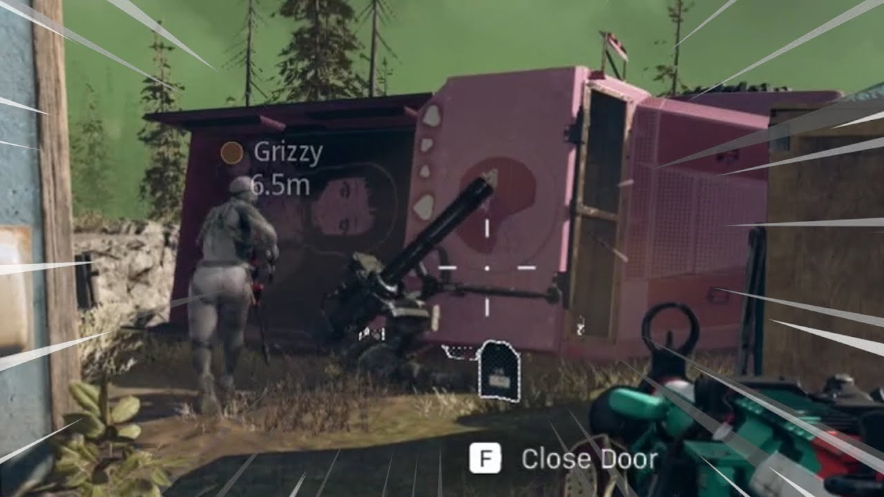 Warzone but we break the game again