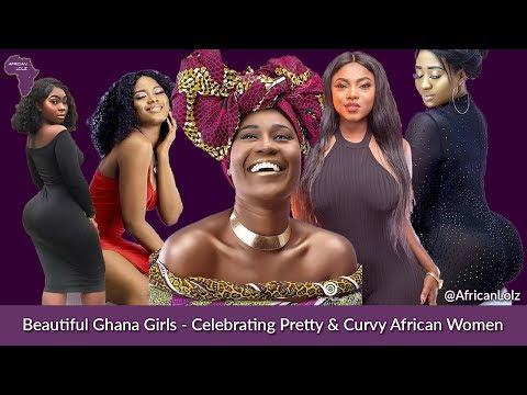 Beautiful Ghana Girls - Pretty Curvy Black West African Women - Sexy Ghanaians on Instagram