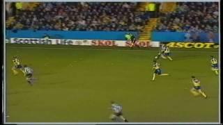 Warhurst v Derby FA cup 1993 - Sheff Wed Sheffield Wednesday
