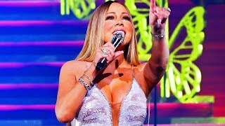 Mariah Carey - LONGEST Live Notes Of 2018! (Compilation)
