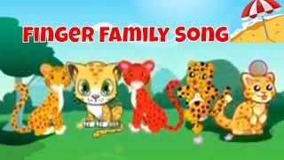 Finger Family Song | Nursery Rhymes for Kids | Daddy Finger Song
