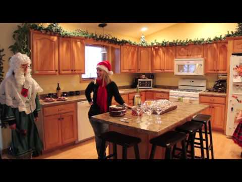Chad & Stacy - Holiday Home Tour 2013