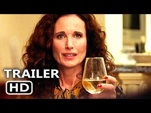 LOVE AFTER LOVE  2018 Andie MacDowell, Chris O'Dowd