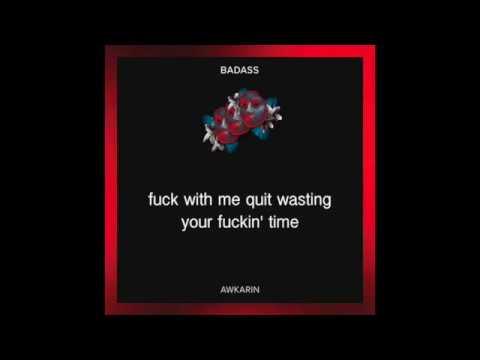 Lirik Bad Ass Awkarin