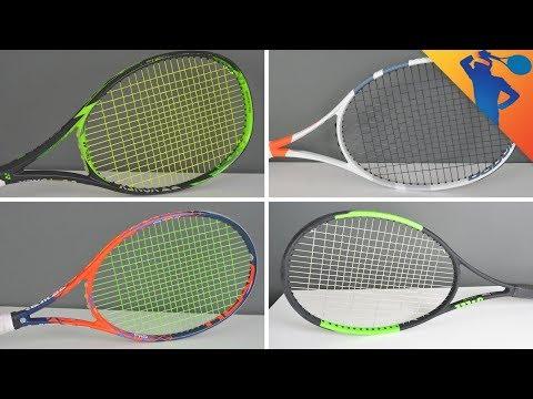 Best Control Modern Player Tennis Rackets 2018! (Intermediate/Advanced Level Players)