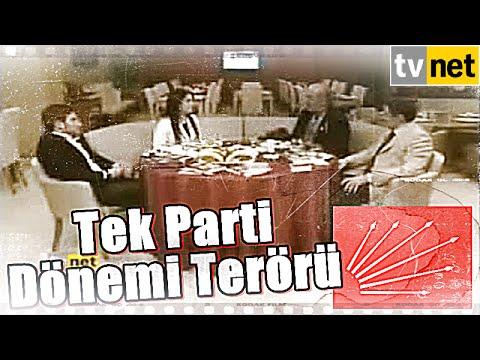 Tek Parti Dönemi Terörü, Üstad Kadir Mısıroğlu