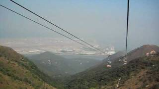Hong Kong, Outlying Islands, Ngong Ping 360 Cable Car thumbnail
