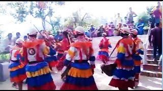 छोलिया जोड़ों का खुबसूरत छोलिया नृत्य | Beautiful Choliya Dance of Kumaon