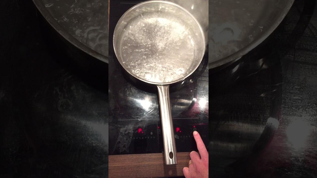 Inredning induktionshäll test : IKEA OTROLIG - test av flexibel värmezon (del 2) - YouTube