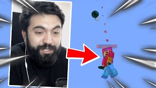 SINIRSIZ İNCİSİ OLAN ADAM! Minecraft: BED WARS