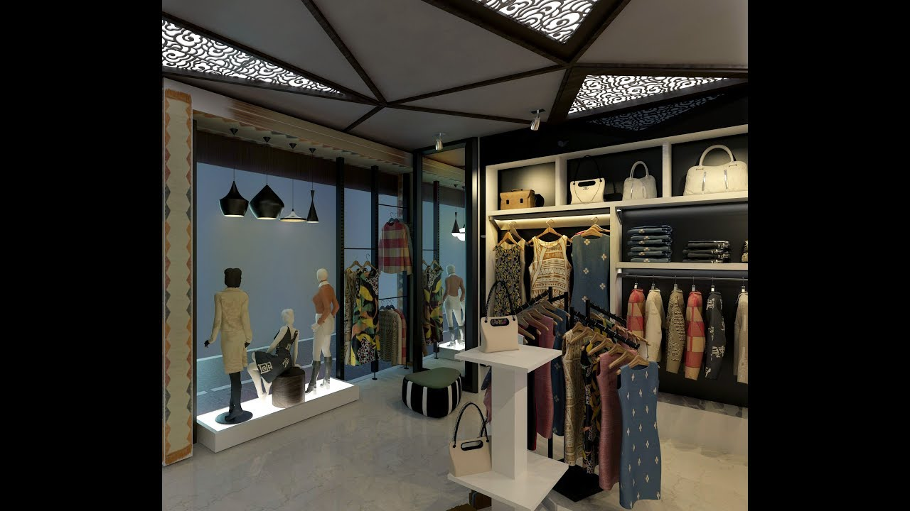 Modern Shop Design Ideas